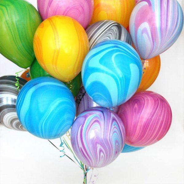 Helium Marble Balloons